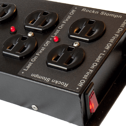 Best Power Conditioner | Multimode Power Sequencer | Rockn Stompn